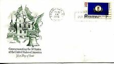 1976 STATE FLAGS KENTUCKY ARTMASTER CACHET UNADDRESSED FDC