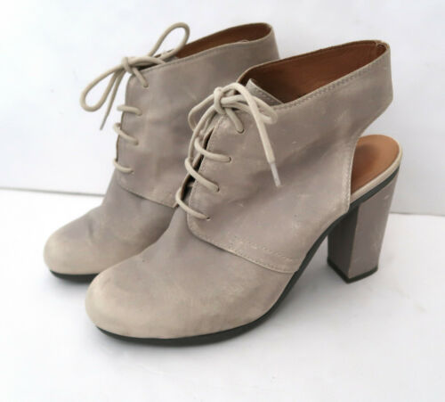 MM6 MARTIN MARGIELA distressed leather bootie sho… - image 1