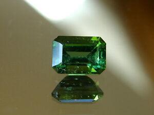 Turmalin-gruen-Smaragdschliff-Brasilien-1-08-ct
