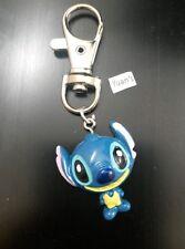 A Disney Stitch Charm ( 27x27mm ) Keyring, Key Chain Handbag, Bag Charm Zip Pull