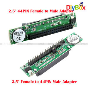 7-15-Pin-M-F-SATA-TO-2-5-034-Male-Female-44Pin-IDE-Adapter-Converter-For-Laptop-PC