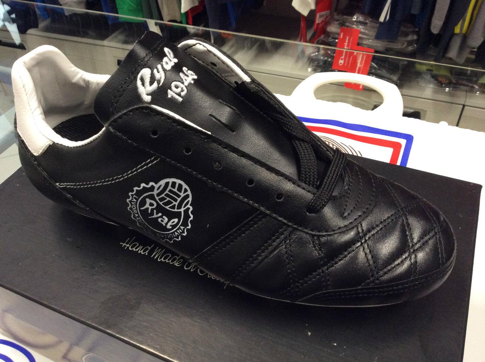 Herren Schuhe Fußball RYAL Mundial - 13 Stollen Leder Leder Leder volle Fiore a055e2