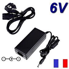 Adaptateur Alimentation Chargeur 6V pour Processeur Vidéo Scaler DVDO iScan VP30