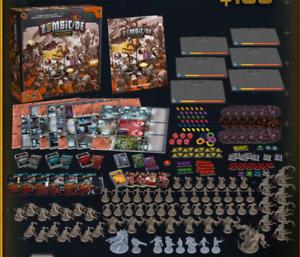 Los soldados soldados soldados zombis invasores prometieron una exclusiva con kickEstrellater. d07