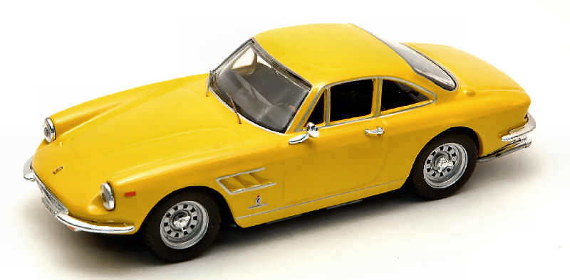 Ferrari 330 Gtc 1966 Yellow 1 43 Model BEST MODELS