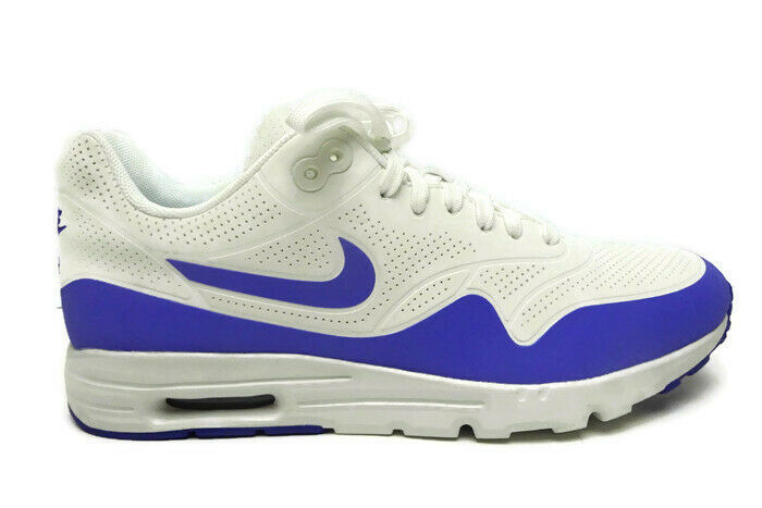 Nike Women's Air Max 1 Ultra Moire Running shoes-White Purple-10