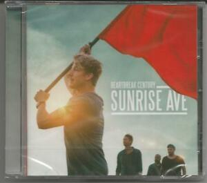 Sunrise-Avenue-034-Heartbreak-Century-034-CD-2017-NEU-amp-OVP-12-Musiktitel