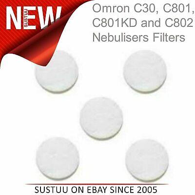 5pcs//1box filter cotton suitable for OMRON NE C30//C801 C803 C802