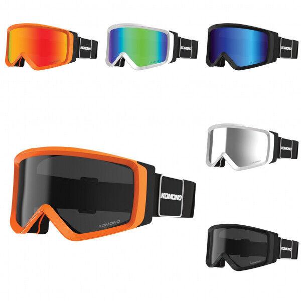 Komono Snowboardbrille Skibrille Snow Goggle THE ANTON Schneebrille