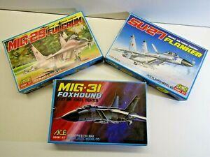 Model Maker 1//144 MIKOYAN MiG-29 FULCRUM Paint Mask Set