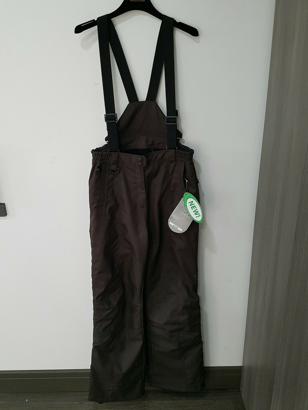MUST GO ASAP Parallel brown colour skiing snow trousers size