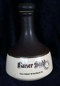 Vintage-Kaiser-Stuhl-Barossa-Valley-Port-Wine-Jug-Stoneware-cork-intact