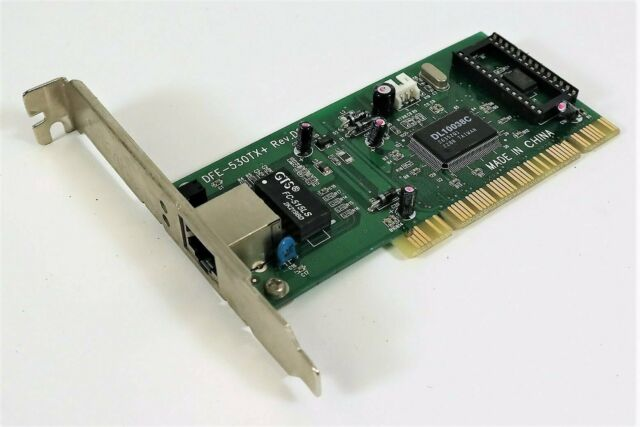 DLINK DFE530TX PCI WINDOWS 10 DRIVERS