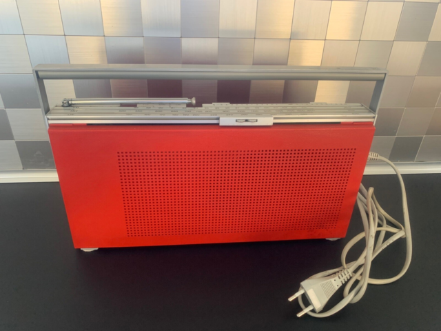 Transistorradio, Bang & Olufsen, Beolit 700, God, Retro…