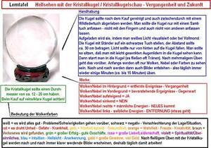 Lerntafel-Kristallkugelschau-Kristallkugel-Wahrsagekugel-Zukunft-deuten-Orakel