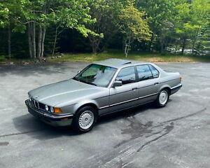 1988 BMW Série 7