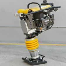 65hp Tamper Rammer Gas Vibration Plate Compactor Jumping Jack Compaction