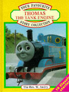 Thomas-the-Tank-Engine-Favourite-Story-Collection-v-2-by-Awdry-Rev-W-Good