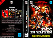 """VHS - """" Stadt in WAFFEN ( The Right Of The People ) """" (1986) - Michael Ontkean"""