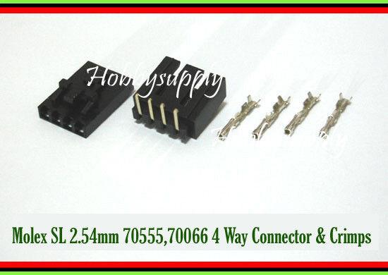 Molex KK Compatible Great for Arduino KF2510 Crimp Connector Sets UK Seller