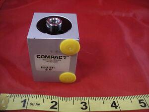Compact-BHH118X1-Pneumatic-Cylinder-12-12-Square-Barrel-Nnb-New-no-box