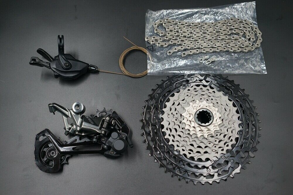 Shimano XTR M9100 12  Speed Groupset Shifter +Derailleur+Cassette Chain  100% free shipping