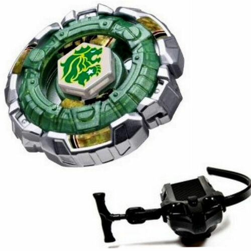 Fang Leone Beyblade Set 4D System Rare Fusion Fight Top Metal Master + Launcher