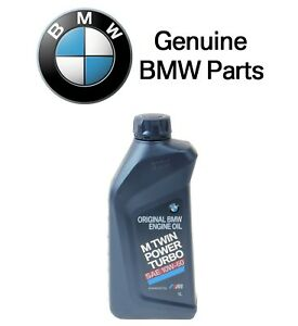 1 Liter Engine Oil M Twin Power Turbo Sae 10w 60 Synthetic For Bmw