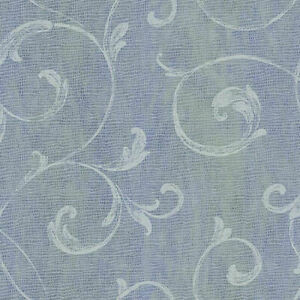 Gibby-Blueberry-Leafy-Scroll-Wallpaper-with-Background-Stripe-CHR11666