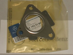 Genuine-Mercedes-Benz-OM642-Engine-Turbo-to-Manifold-Gasket-A6421423180-NEW