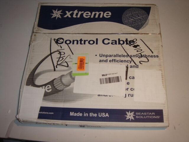 Teleflex CCX63308 TFXtreme 33C Universal Control Cables Universal 8/'