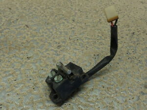 1982 yamaha xj1100 maxim wiring harness fuse housing ebay. Black Bedroom Furniture Sets. Home Design Ideas