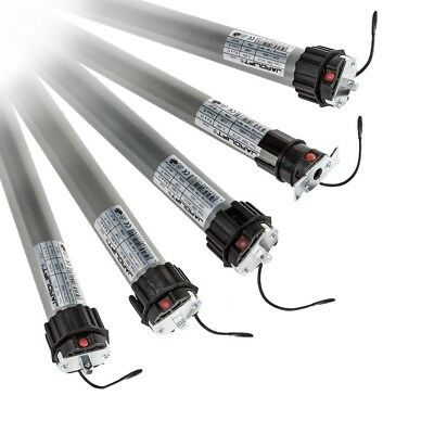 JAROLIFT Rel/é Separador TDR4C para 4 Motores tubulares de persianas