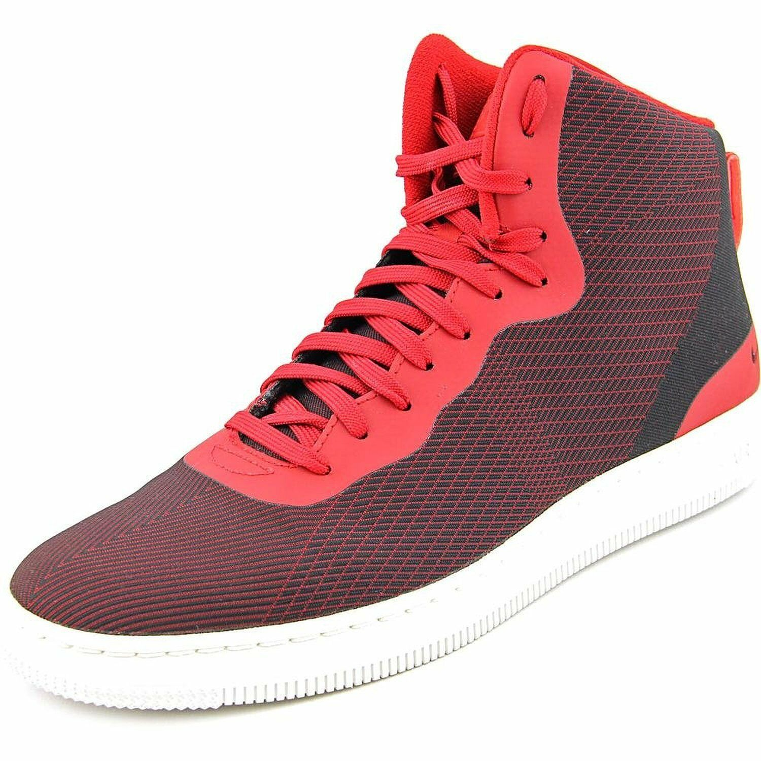 Wild casual shoes Nike NSW Pro Stepper Red High Top Sneakers