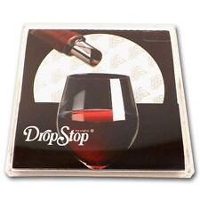 Dropstop L'originale Goccia Stop Vino Polistirene Dischi (Confezione da 5)