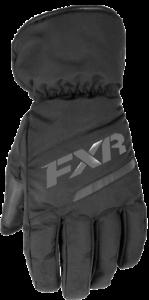 XL Sizes  LARGE 2XL 3XL NEW FXR OCTANE Black GLOVES