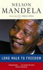 Largo-Caminar-a-Libertad-The-Autobiography-Of-Nelson-Mandela-de-Mandela