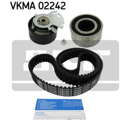 Trade: VKM 12242 SKF Timing Belt Kit 25 mm x 158 arrondi dents VKMA 02242