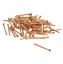 Steel Panel Pins Timber Mouldings Beading Laminate Floors Escutcheon Gimp Brass