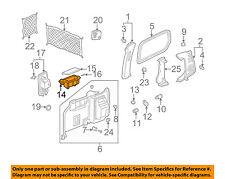 Honda Genuine 77232-S0X-A01ZC Cup Holder