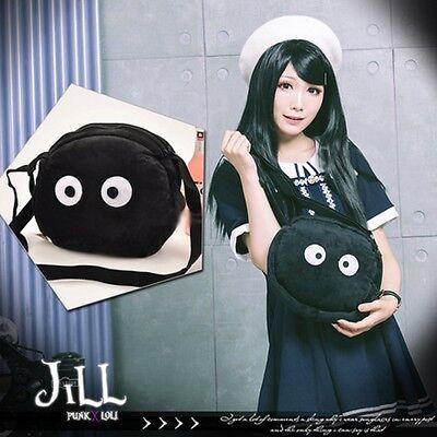 japan lolita cartoon my neighbour totoro susuwatari cross shoulder bag J1A511