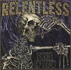 of Pain - Relentless 2015 CD
