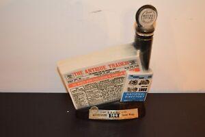 Jim-Beam-bottle-ANTIQUE-TRADER-Kewanee-IL-Hog-Capital-of-the-world-DECANTER-1968