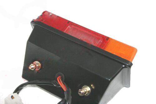 Rückleuchte Lampe Brems Indicator Assembly Paar Mahindra Traktor