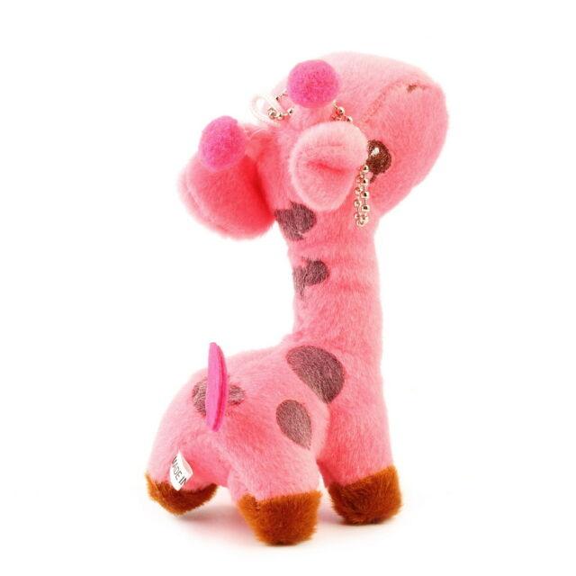 Lovely Cute Kids Child Giraffe Gift Soft Plush Toy Baby Stuffed Animal Doll FE