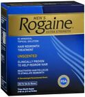 Rogaine 60ml Minoxidil Topical Solution Hair Regrowth Treatment for Men