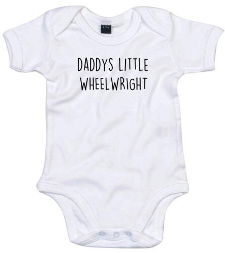 Traje de fresar herramienta de cuerpo Regalo Personalizado Papi está pequeño bebé crezca