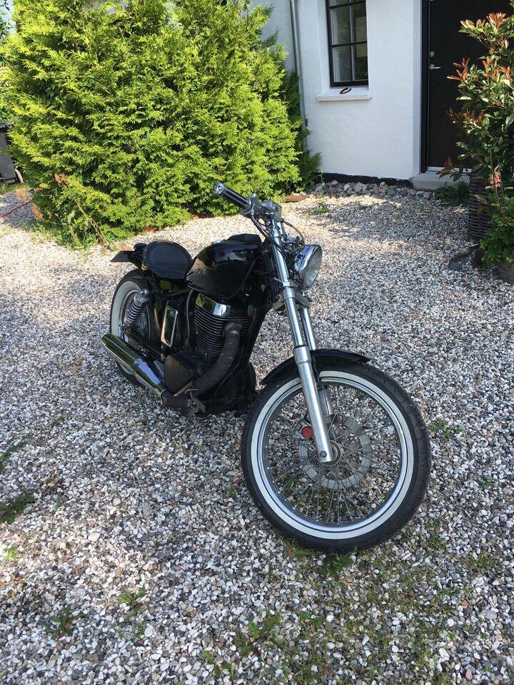 Suzuki, Sl savage 92, 650 ccm