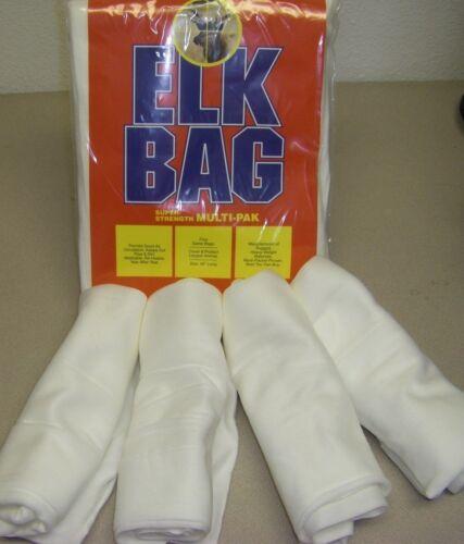 """Dickson ELK Game Bags 48/"""" Quarter Bags For Elk Deer Sheep Antelope 4-pack DGB500"""