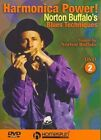 Harmonica Power DVD 2 Blues Techniques 2005